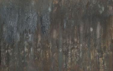 Состояние (Апрель). Первая часть диптиха. 80х70. 2011. Холст, масло.
