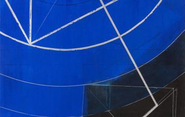 Геометрия Земная и Небесная, триптих, 100х150 см., каждая, смеш тех.