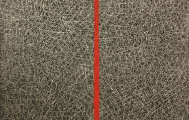 Пейзаж, 60х30 см., х. м., акрил, 2018