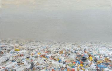 Отдельнов. Пустыня. 180x200, oil on canvas, 2010
