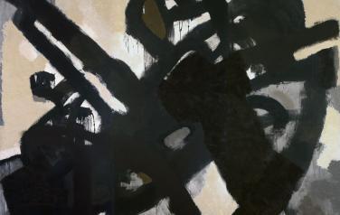 Pis'mo 1. Pis'ma bez temi. 2009-2010. 280x360cm