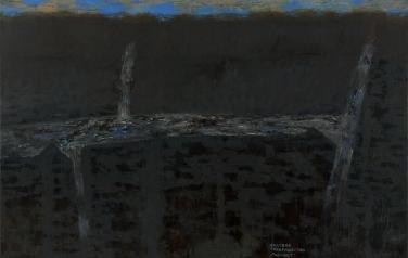 Рассвет. 2008. Холст, масло. 110х120 3000 макс. скидка до 2000