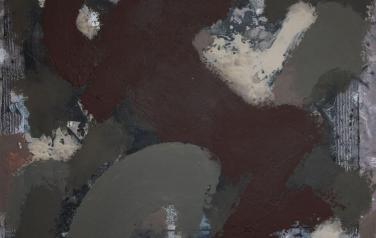 Zima. 2010. 80x85cm